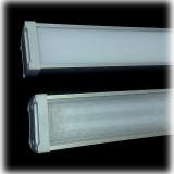 ME-00100 - Линейный светодиодный светильник, 36Вт, 4900 Лм, IP54/65, 1000 x 80 x70 мм